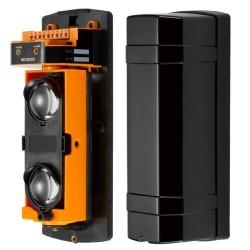 Détecteur de barrière par infrarouges Filaire | 2 faisceaux