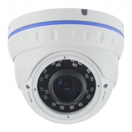 CAMERA INTERIEUR SONY 2.4MP 2.8 - 12mm Manuel Zoom Lens