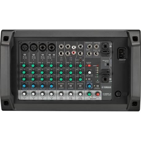 Emx2 table de mixage amplifi e distributeur exclusif yamaha ast securite - Table de mixage amplifiee yamaha ...